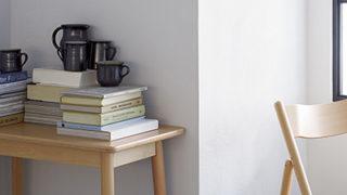 無印良品のコンパクトな家具