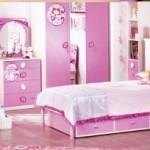 プリンセスな子供部屋に!チレキ・CiLEKの家具