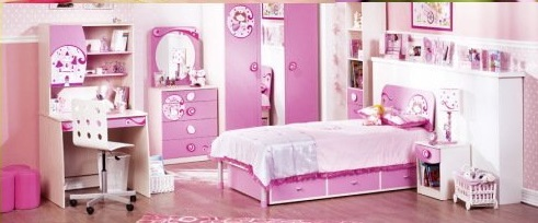 CILEKのプリンセス家具